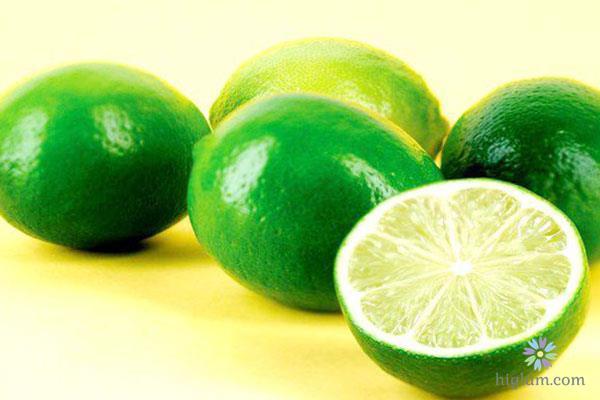 Trái chanh có nhiều tác dụng tốt đối với sức khỏe