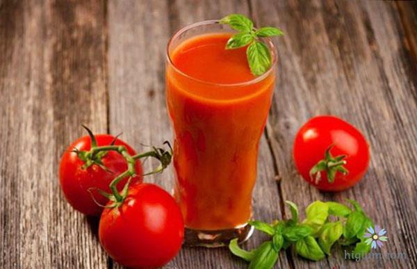 Hướng dẫn các cách làm sinh tố cà chua ngon – bổ dưỡng