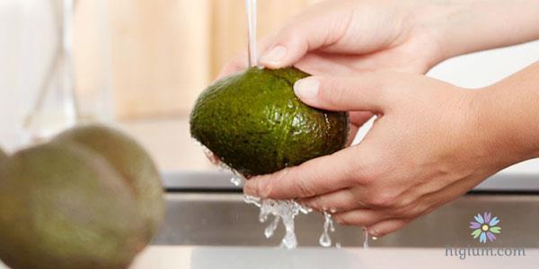 Thực hiện rửa sạch