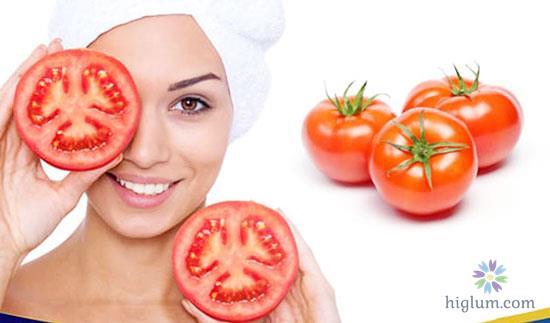 Dùng cà chua trị nám da