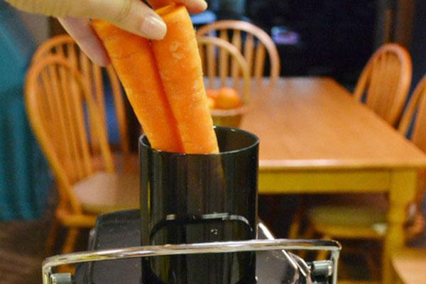 Nước ép cà rốt và một số thông tin hữu ích