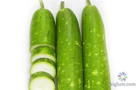 Bầu chứa nhiều giá trị dinh dưỡng - tốt cho sức khỏe