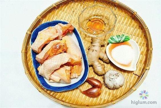 Cách nấu canh gà gừng