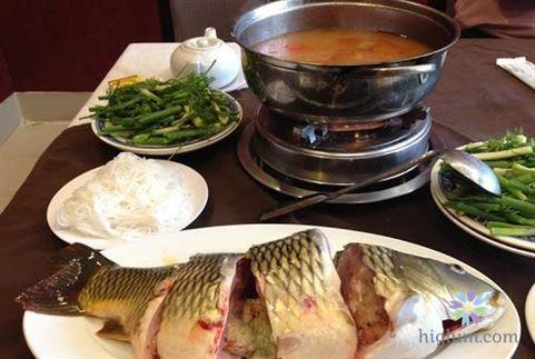 Hướng dẫn nấu lẩu cá chép