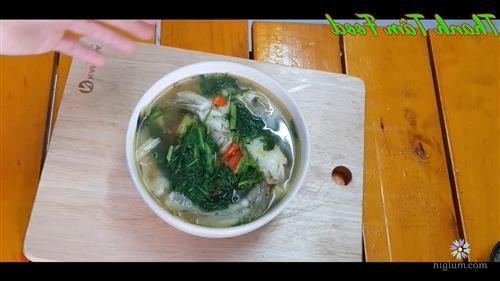 Cách nấu canh cá khoai đơn giản (nguồn: higlum)